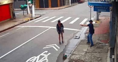 moradora de rua