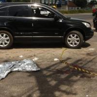 Agiota colombiano é morto com três tiros no Pará
