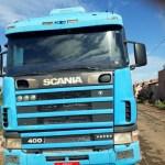 Caminhão roubado no Mato Grosso foi visto na região –  Recompensa de R$ 5 mil para quem achar caminhão roubado