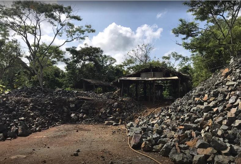 PF apreende explosivos em área de garimpo ilegal em Ourilândia do Norte, no PA. — Foto: Reprodução / Polícia Federal
