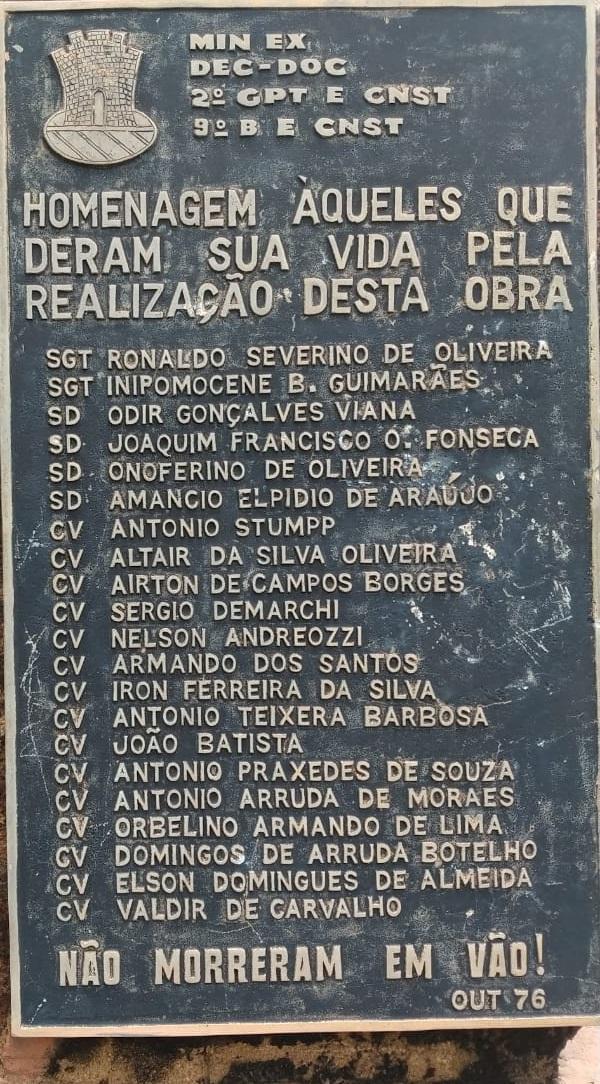 santa julia br 163