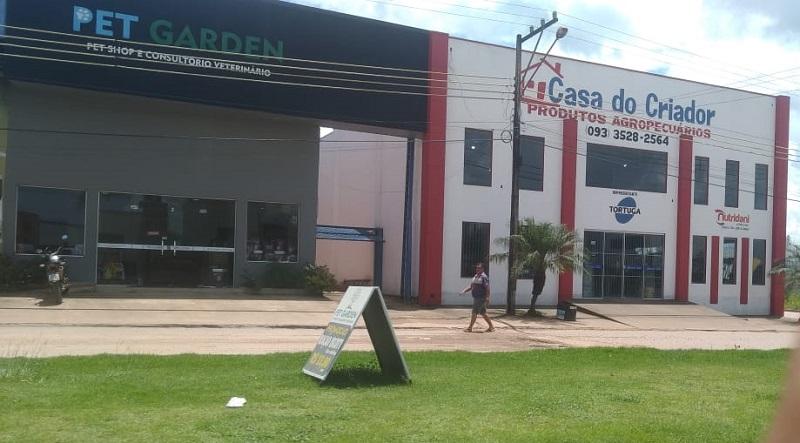 Casa do Criador na João Atílis não abriu nesta segunda (23).