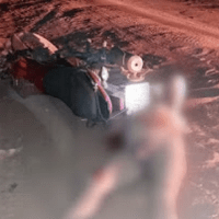 Homem morre após ser amarrado e arrastado por moto no distrito de Moraes Almeida