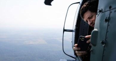 Ministro Ricardo Salles, Meio Ambiente, participa da Operação Verde Brasil 2, do Ibama, durante o combate ao garimpo Clandestino no Pará, minicío de Jacareacanga (PA). Sergiom Lima 05.08.2020