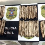 Polícia apreende em Guarantã do Norte (MT) 52 dinamites que seriam utilizadas para explodir caixas eletrônicos