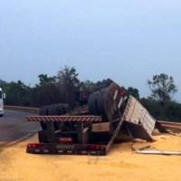 Motorista vítima de acidente com caminhão na Serra do Cachimbo será sepultado no Mato Grosso