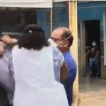 Equipe de TV é agredida durante reportagem sobre eleições; assista
