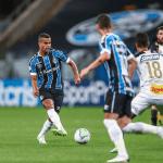 Com gol no início, Grêmio bate o Juventude e larga na frente nas oitavas da Copa do Brasil