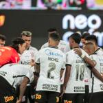 Corinthians perde para o América em Itaquera e se complica na Copa do Brasil