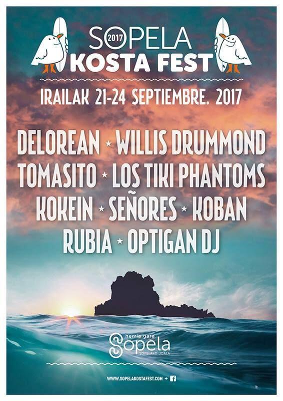 Sopela Kosta Fest 2017