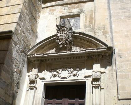 Lecce e gli strumenti della Passione di Cristo: araldica religiosa e reliquie
