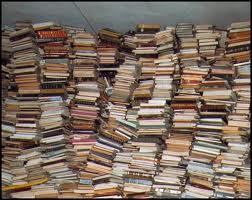 La biblioteca degli Alcantarini di Parabita