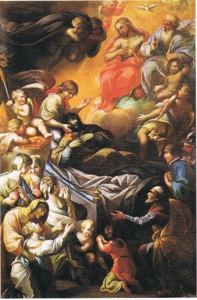1)Morte di San Nicola