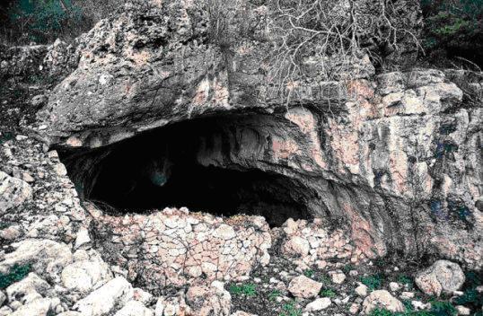 Martina Franca, la caverna nascondiglio del brigante papa Ciro