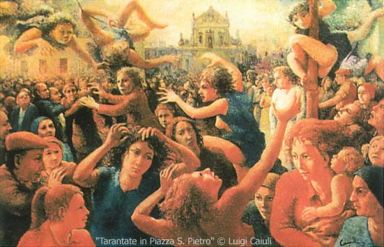 Tarantate, di Luigi Caiuli