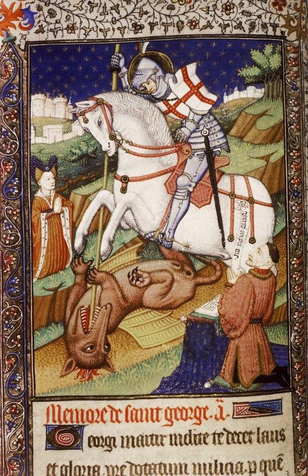 23 aprile. San Giorgio in un racconto salentino