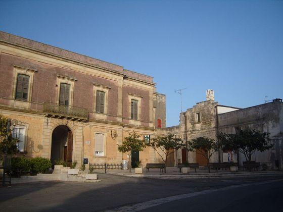 Serrano, piazza Lubelli