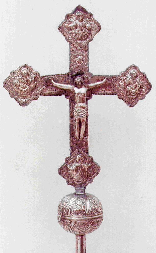 Liturgia e devozione negli argenti della Parrocchiale di Uggiano La Chiesa