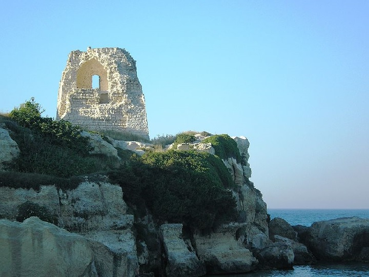 immagine tratta da http://it.wikipedia.org/wiki/File:Torre_dell%27Orso_(LE).JPG