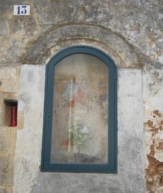 Madonna delle Grazie, sec. XVIII, Borgo antico, Tutino