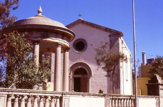 Calvario di Spongano (lato nord) (ph Giuseppe Corvaglia)