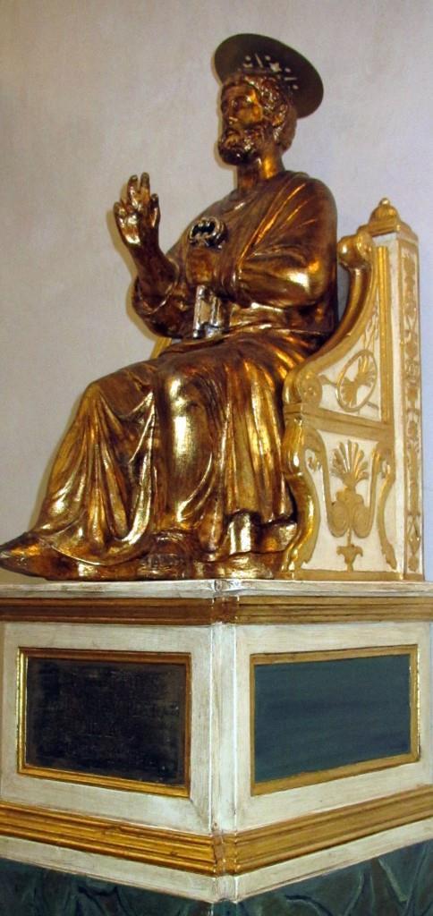 Statuetta San Pietro