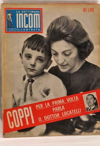 Negli anni 50, letture a buon mercato per Rocco da Marittima