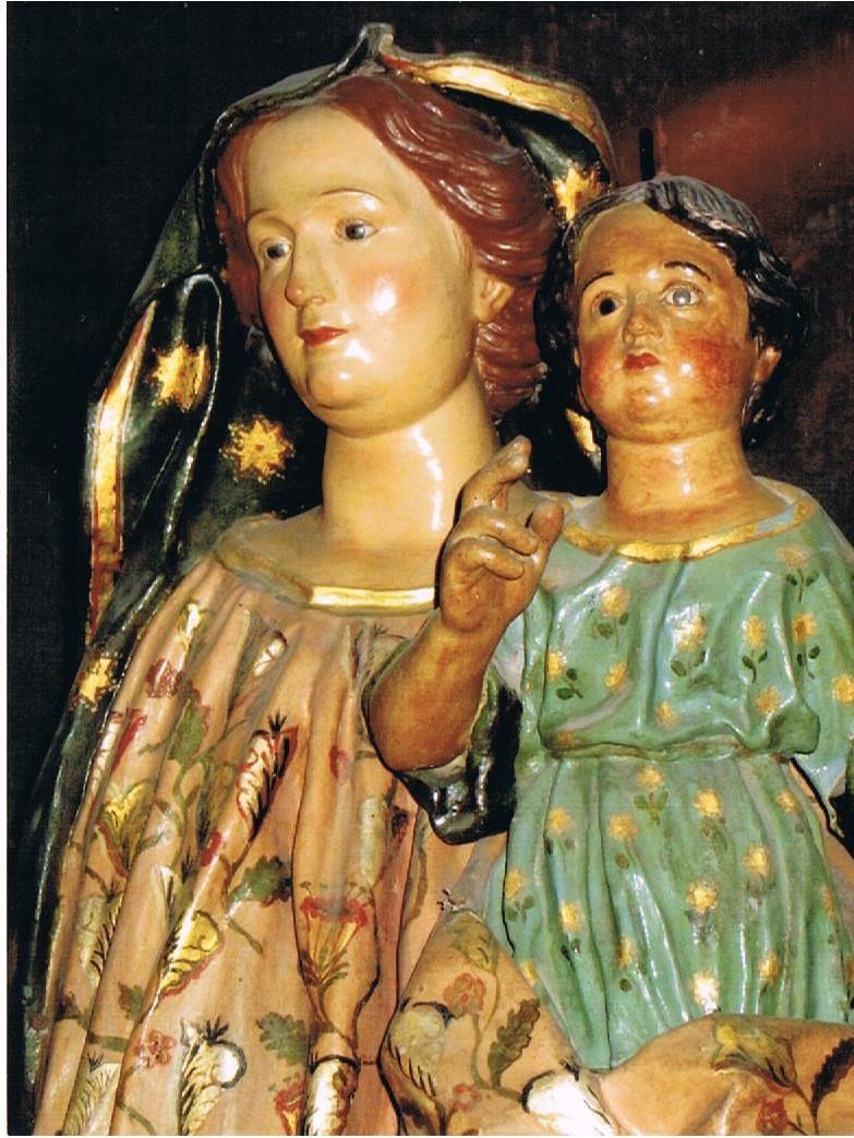 La cripta della Madonna di Loreto nella chiesa matrice di Manduria