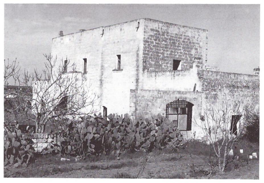 Allianum cittadella messapica, avamposto di Sava e Manduria