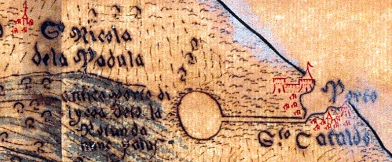 Lecce: il porto di S. Cataldo era così al tempo di Adriano?