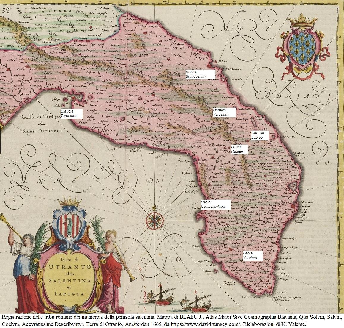 Wikipedia: quando, invece dei nostri, fa arrivare i Sallenzini ed i Maeci