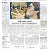 Süddeutsche Zeitung mit neuer Typografie
