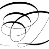 Scriptfonts – Bewegung in der Schnörkelwelt