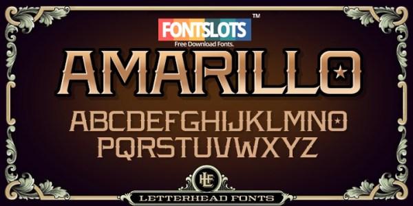 LHF Amarillo Bold