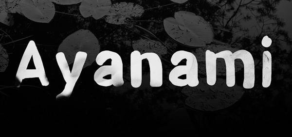 Ayanami Font Download