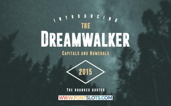 Dreamwalker Cover 1