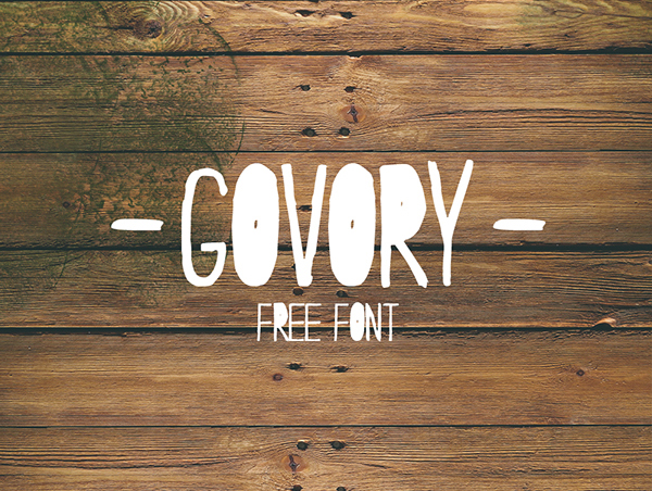Govory Font
