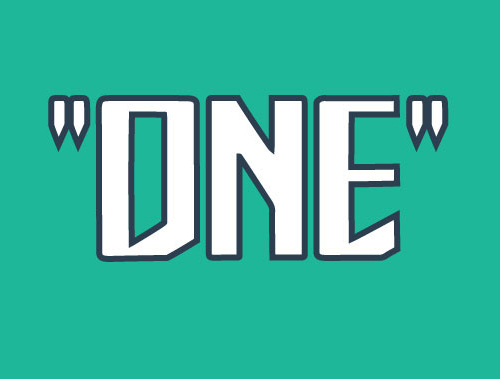 One Font