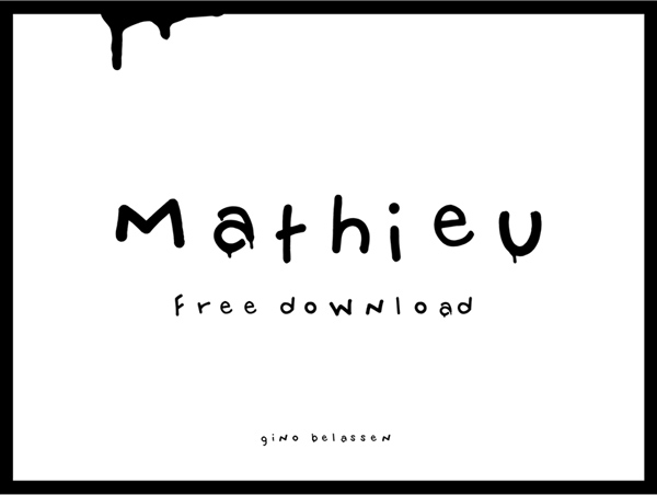 Mathieu Font