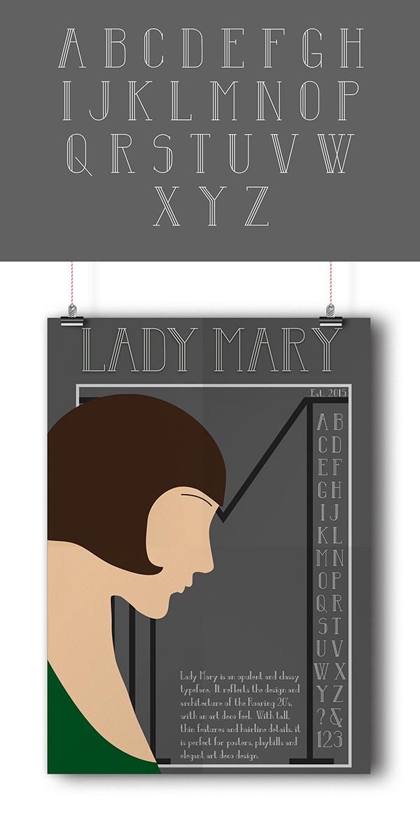 Lady Mary 2
