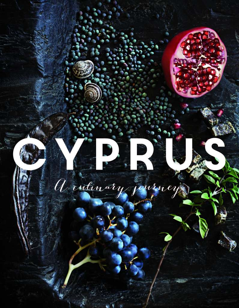 Book Review: Cyprus A culinary journey