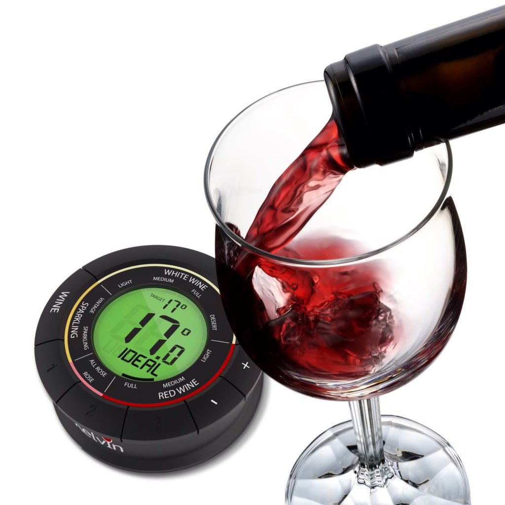 Drinking wine at the right temperature – not always as easy as it sounds