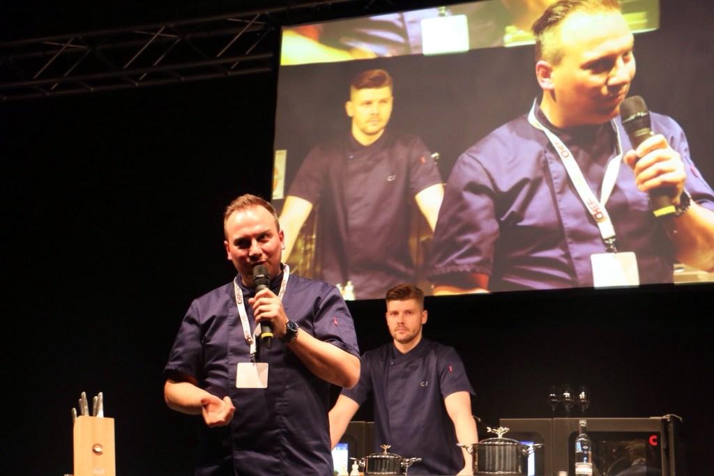 Virtual reality for Tim Raue's restaurant in Berlin