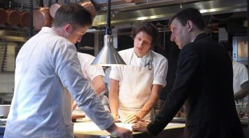 Saison is top US restaurant in Opinionated about Dining list
