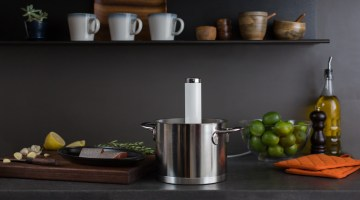 Sous-vide cooking is coming to the home kitchen with Joule created by ChefSteps