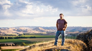 Dan Brennan: 'Time makes the wine' and time makes a wine career
