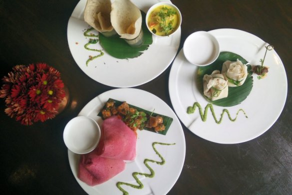 Appealing Appams At Spice Junxion