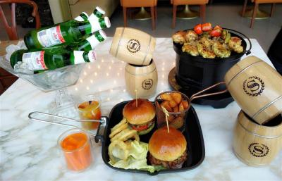 Beer Burgers And BBQ