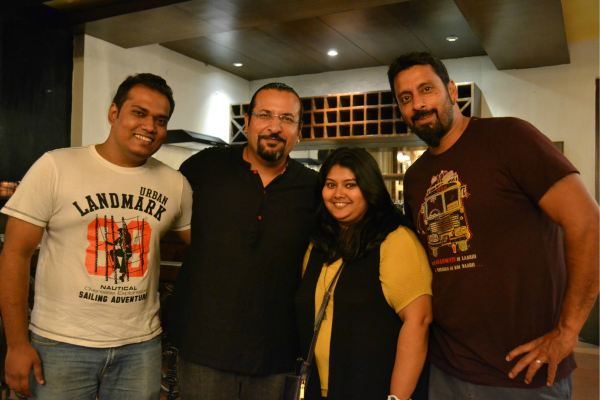 With FoodDrifter Team (Pic Courtesy Sankalp)