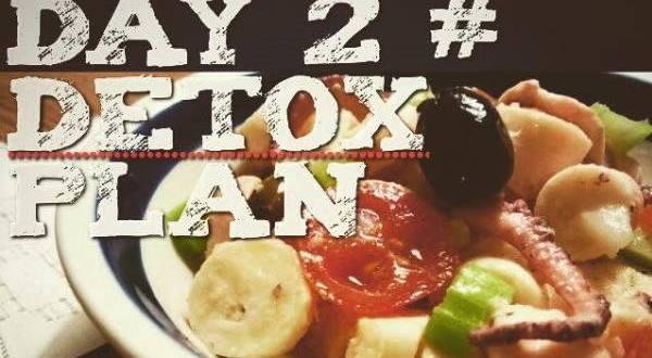 Ricetta detox: Insalata leggera di polpo